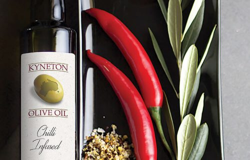 Chilli Infused Extra Virgin Olive Oil